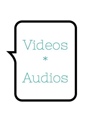 Library - videos & audio