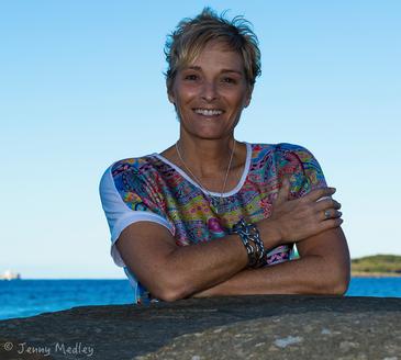 Jillian Exton founder of Chemical Free Community