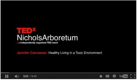 Healthy living in a toxic environment