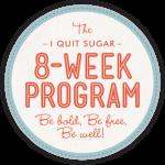 I quit sugar logo