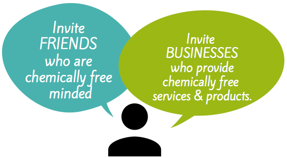 Invite friends_suppliers to chemfreecom
