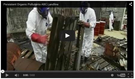 PERSISTENT ORGANIC POLLUTANTS ABC Landline