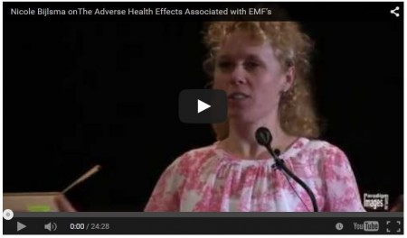 THE ADVERSE HEALTH EFFECTS ASSOCIATED WITH EMF's
