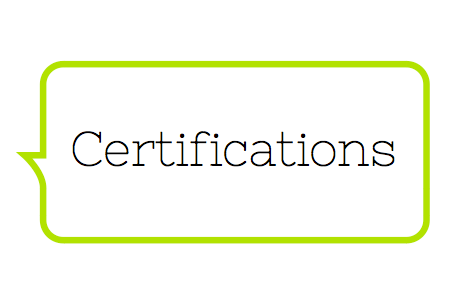 Global list of Organic/Chemical Free Certifications