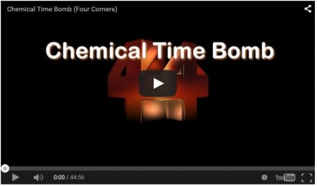 chemical time bomb four corners