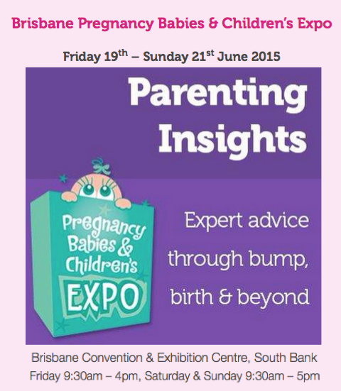 Parent Baby Children Expo Brisbane
