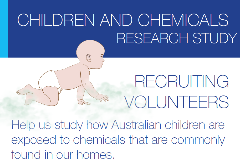 CHEP study - chemicals in the house