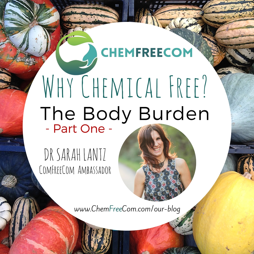 Why Chemical Free? The Body Burdon Part 1 Sarah Lantz