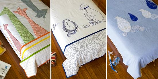 Organic Bed Threads 3