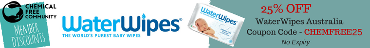 WaterWipes AU member deal