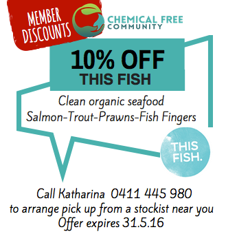 ChemFreeCom memebers discounts - This Fish - Organic seafood