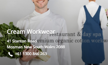 Cream Workwear