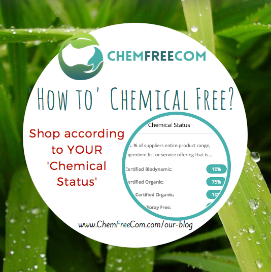 Shop to your Chemical Status