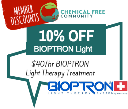 Bioptron Light Therapy BLog