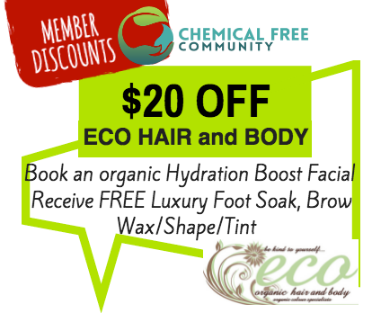 Eco Hair & Body Blog