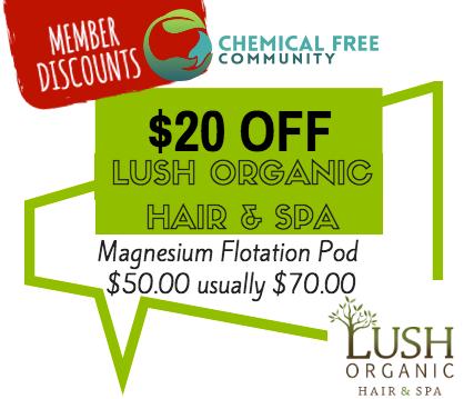 Lush - Magnesium Pod Blog