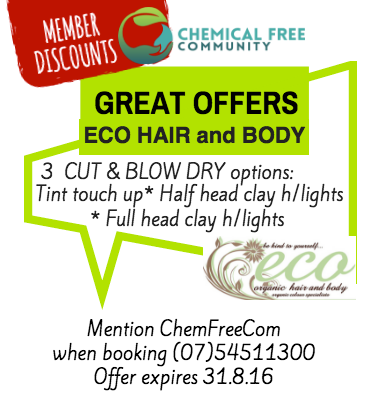 Eco hair & body