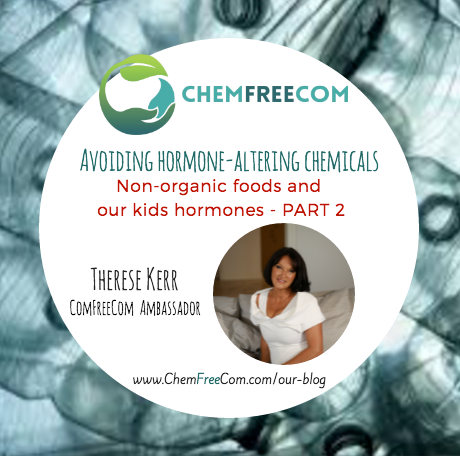 Therese - Avoiding hormone-altering chemicals