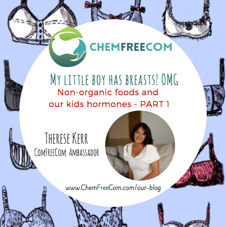 Therese - My little boy has breasts
