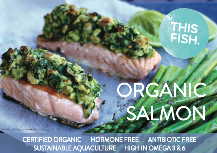This Fish - Organic Salmon - Chemical Free Community