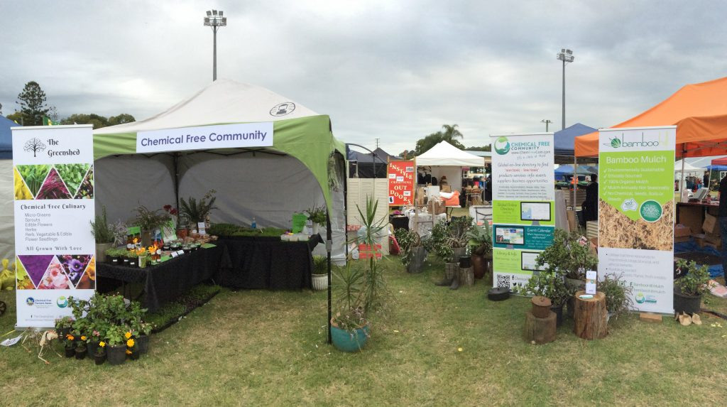 Chemical Free Community QLD Garden Expo Team