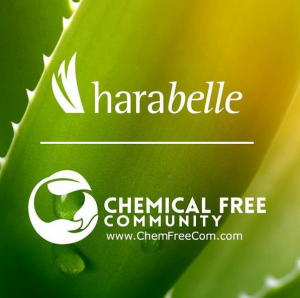 Harabelle - organic skincare - Chemical Free Community member