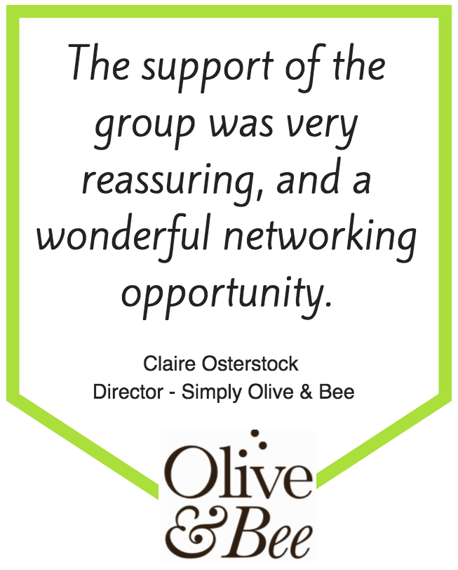 Chemical Free Community Testimonial Olive & Bee