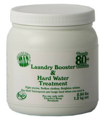 Clean and Green - Charlie's Laundry booster - Chemical Free Community member