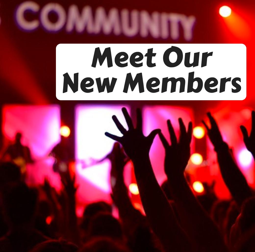 Meet our New Members