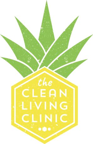 The Clean Living Clinic logo
