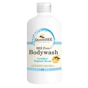 QueenBEE body-wash