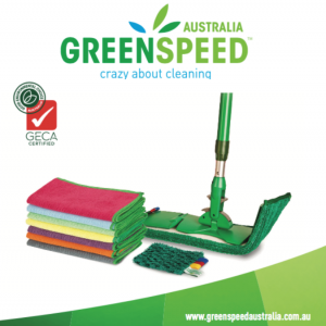 Greenspeed cleaning system