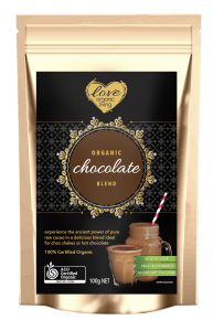 Love Orgnic Living - Sugar free chocolate
