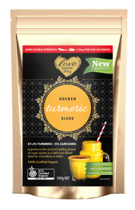 Love Organic Living Turmeric Blend