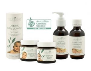 Nature's Child baby skincare