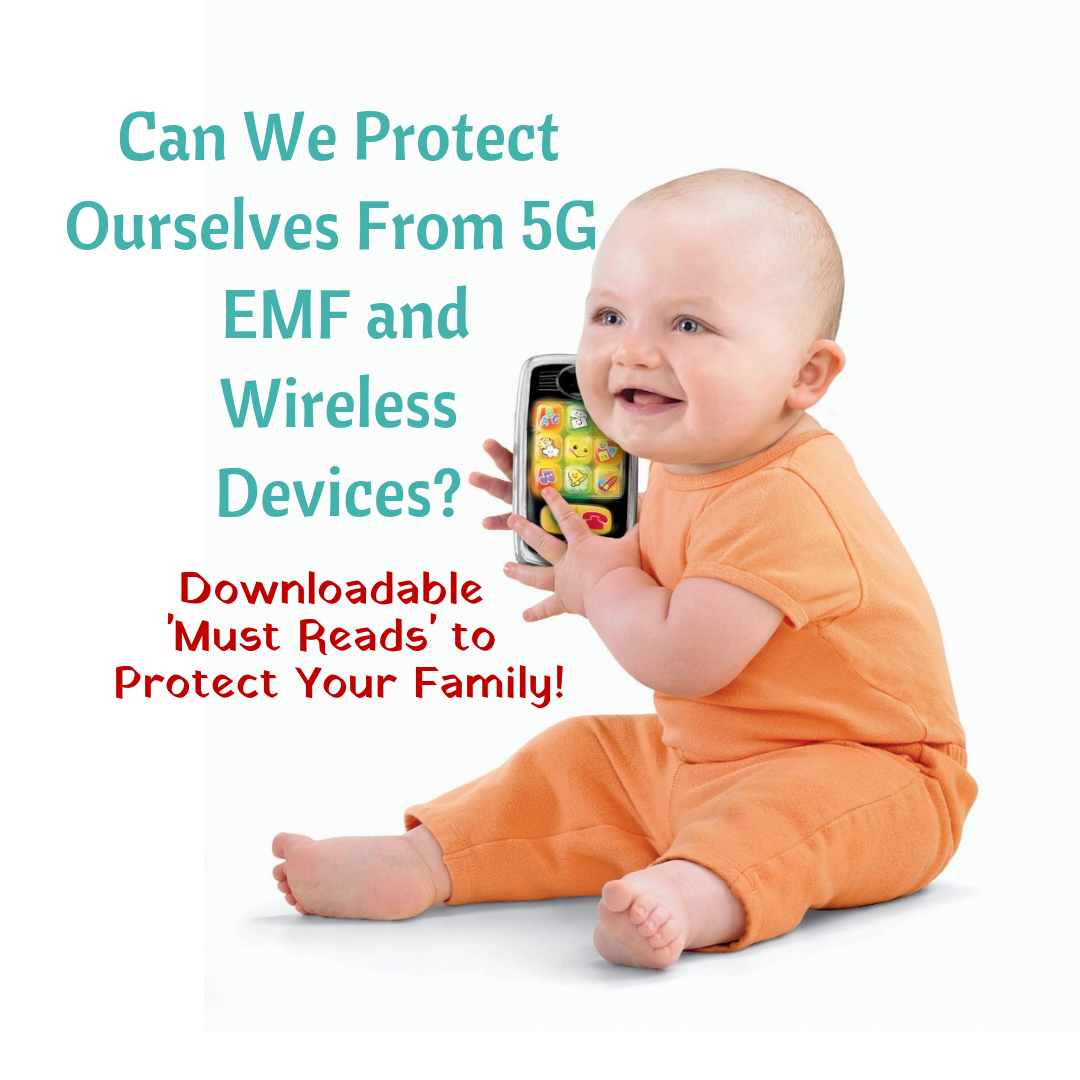 Can We Protect Ourselves from 5G – EMF and Wireless Devices?