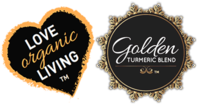 Love Organic Living – Golden Turmeric Blend