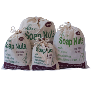 MiEco Soapnuts laundry detergent