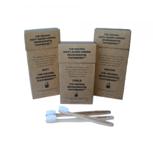 Go Green at Home -Eco toothbrush