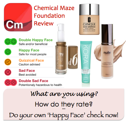 Cosmetic Foundations